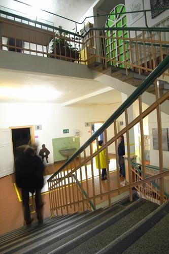 Kunstwechsel 2006 im ehem. Kreiswehrersatzamt