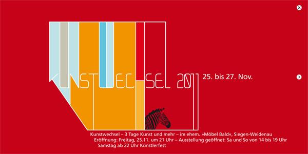 Kunstwechsel2011