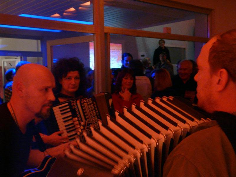 Lotta & die Rondells live auf dem KUNSTWECHSEL 2012