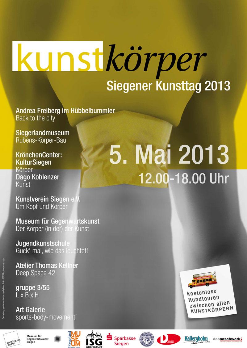 Siegener KUNSTTAG 2013
