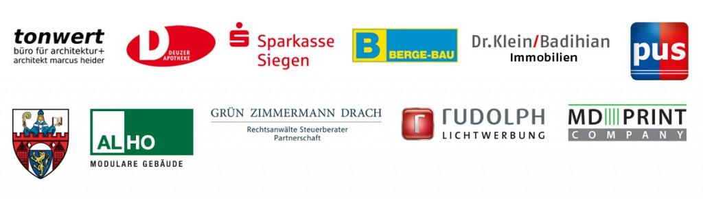 KUNSTWECHSEL 2014 Siegen Sponsoren