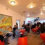 KUNSTWECHSEL2015 Cafe