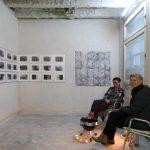 Kunstwechsel 2017 Kai Gieseler und Andrea Freiberg